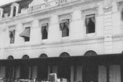 Estación del Norte. 1959.
