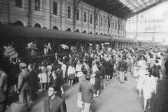 Estación del Norte. 1963.
