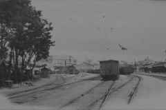 Estación del norte. Hauser y Menet. 1899