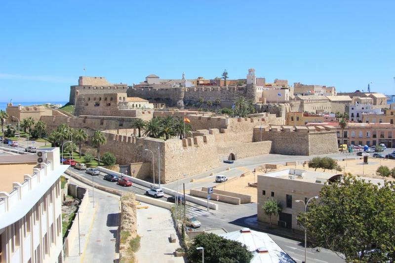 Vista general de Melilla la Vieja