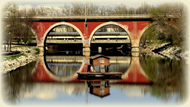 Puente de los franceses. Juan Carlos Bravo Gutierrez.