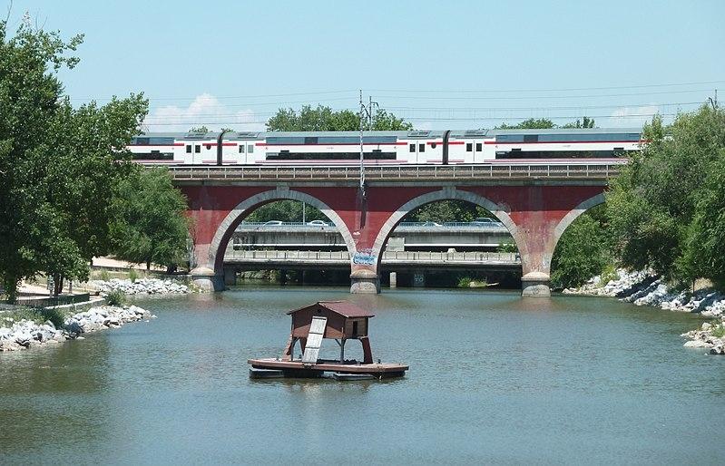 Puente de los Franceses. Luis García. 2011