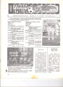 Artículo aparecido en la mítica revista El Espolón.
