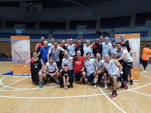 Charlatans Napoli. III Santander Master Basketball Tournament