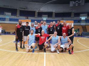 Fondetestas. III Santander Master Basketball Tournament