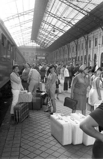 Estación el Norte. 1967