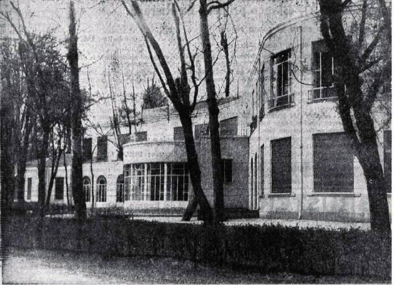 Colegio Fernández Moratin