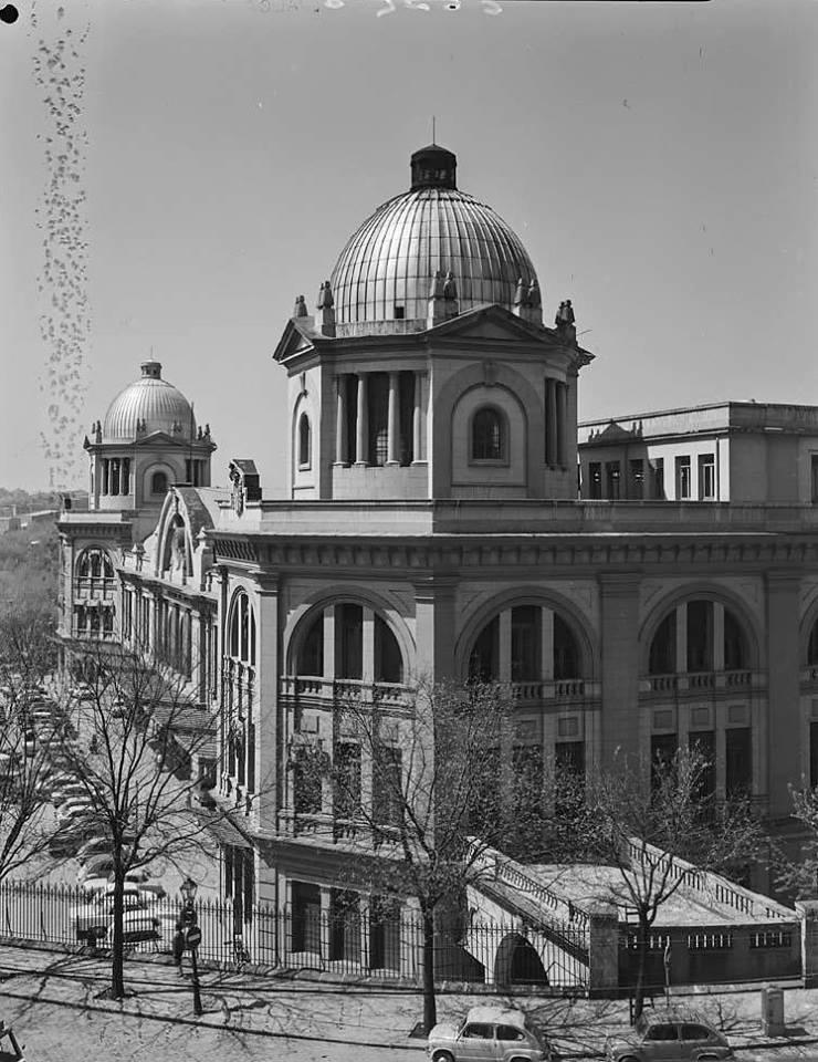 Estación del Norte. 1967