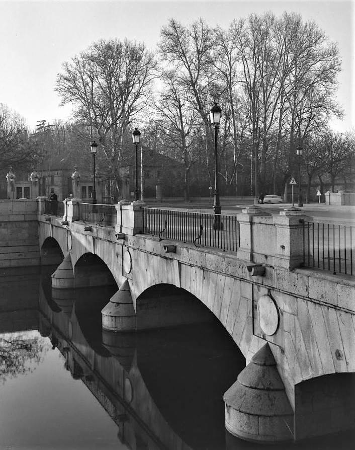 Puente del Rey. 1964.