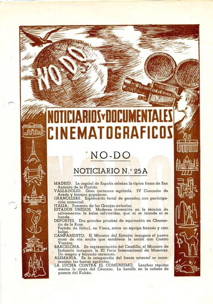 Noticiario 25-A. La capital de españa celebra la tradicional fiesta de San Antonio de la Florida. Fuente: Filmoteca Nacional.