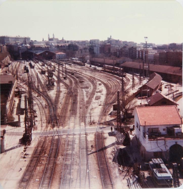 Estación del Norte. 1982. ARCM.