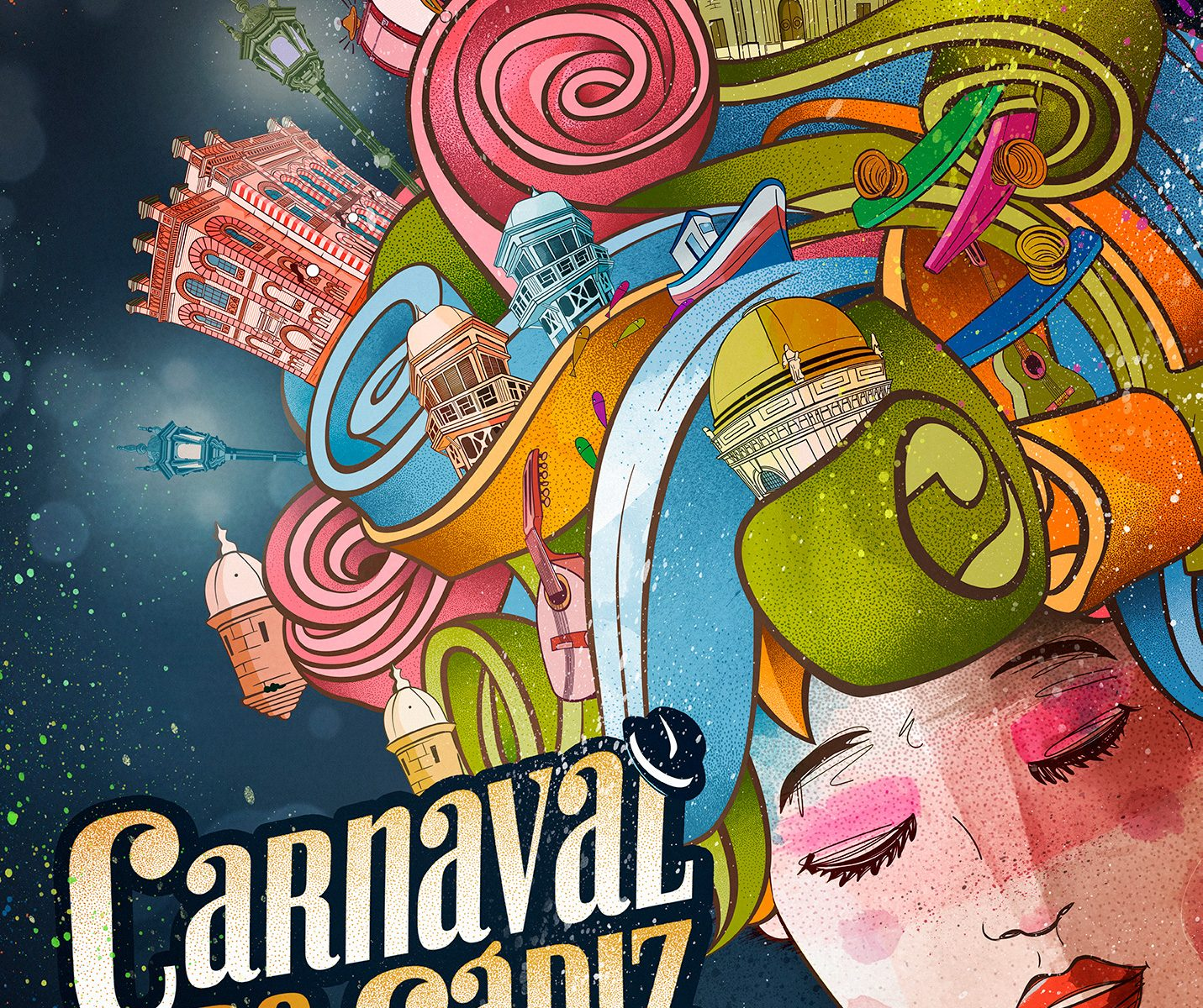 Carnaval de Cadiz 2019. Recuperado de: http://www.guiadecadiz.com/es/agenda/febrero/2019/carnaval-cadiz-2019
